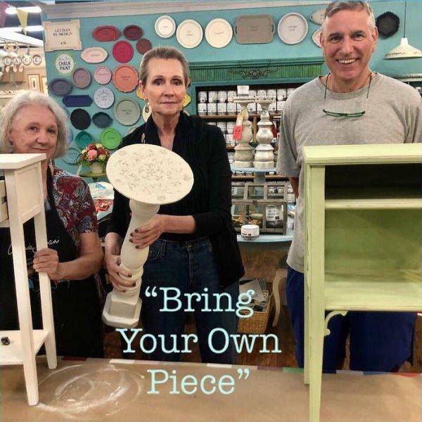 Bring Your Own Piece Workshop